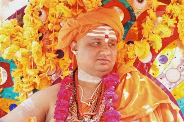 Shivay David Giri – Sadhu who guides us on the right path.